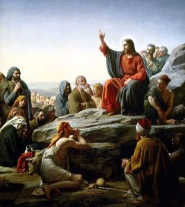 The Sermon On the Mount, Bloch, 1877