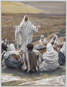 """Le """"Pater Noster"""" by James Tissot"""